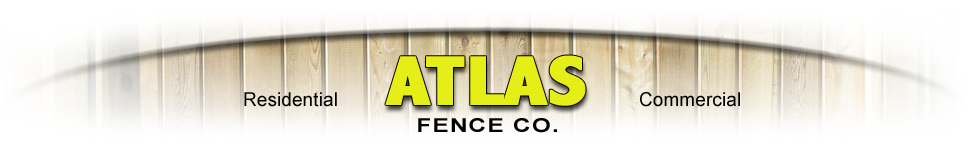 Atlas Fence Header Slim Albany Ga Since 1947